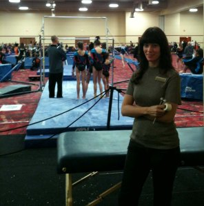 Covering Lady Luck Gymnastics Championships