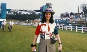 1996 Atlanta Olympics, Mountain Biking finish line